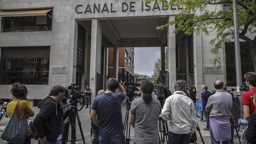 El juez cifra en al menos 25 millones de dólares el desfalco al Canal.