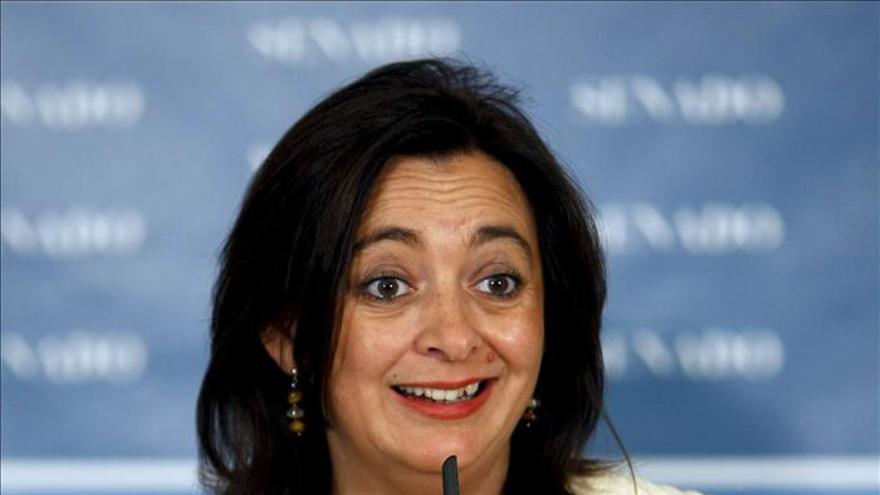La senadora Mar Moreno se persona ante el Supremo en la causa de los ERE