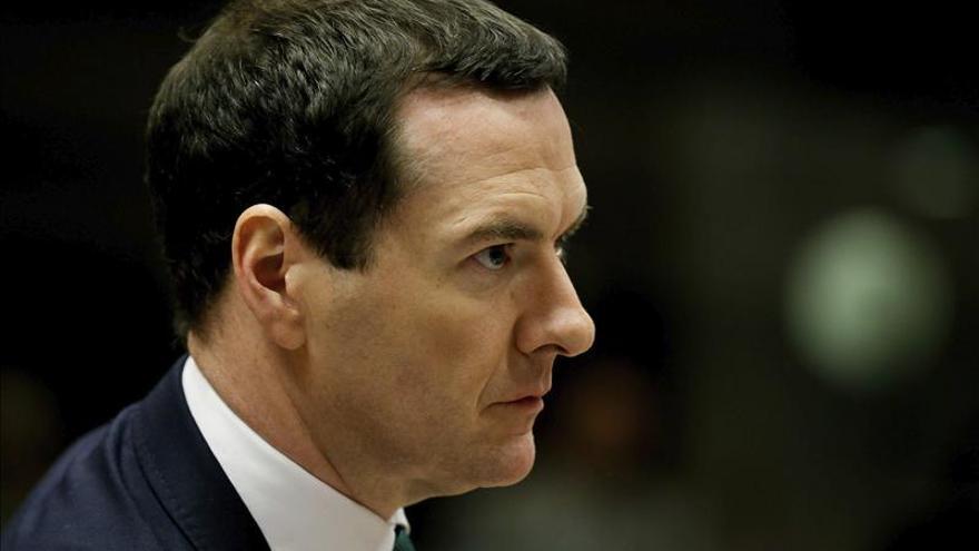 """Osborne dice que el Reino Unido será """"constructivo pero firme"""" con la UE"""
