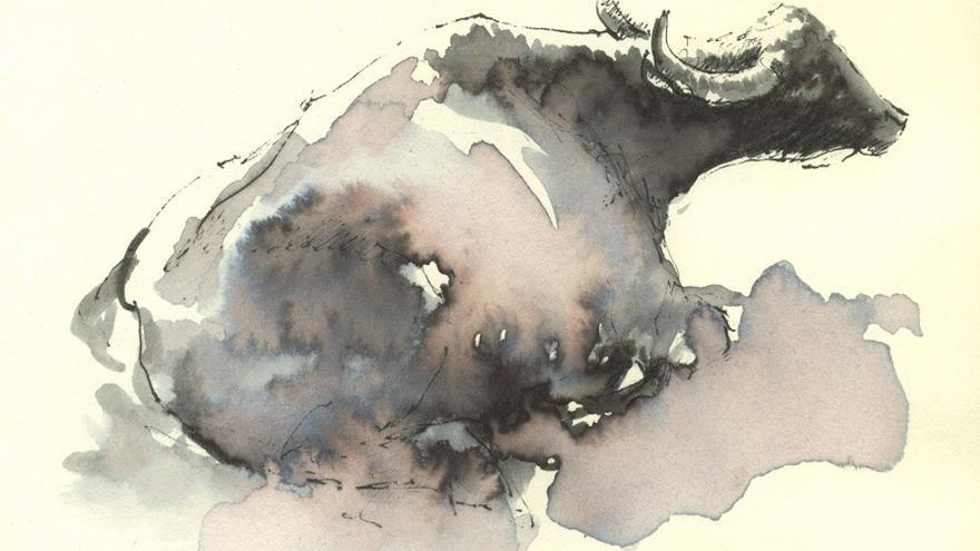 Obra de Nacho Zubelzu, cuyas ilustraciones envuelven todo el número.