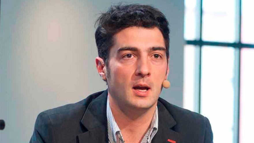Javier Andrés, fundador de Ticketea (Foto: Espacio Fundación Telefónica Madrid en Flickr)