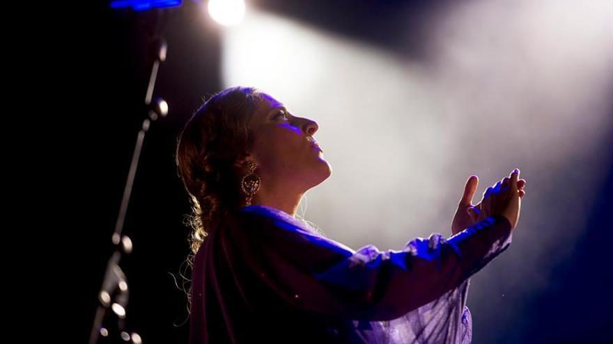 La cantaora Argentina triunfa en su estreno en China