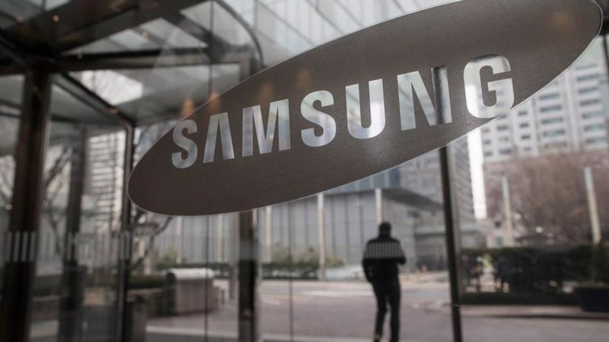 Heredero de Samsung regresa a casa tras ser interrogado durante toda la noche
