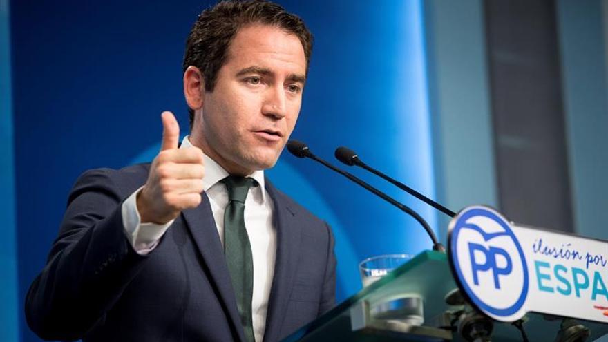 """El PP cree que eliminar los aforamientos es para beneficiar a """"golpistas"""" catalanes"""