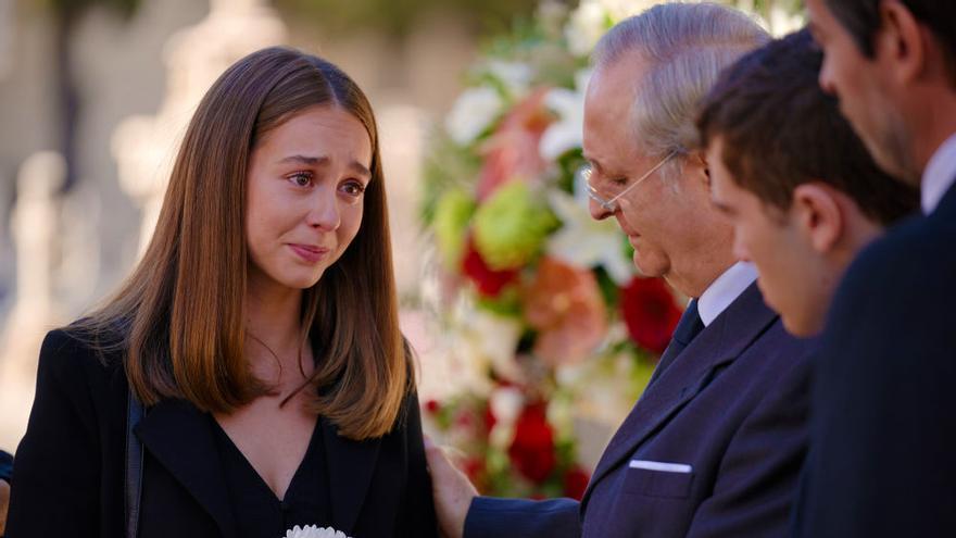 Luisita (Paula Usero) en 'Amar es para siempre'