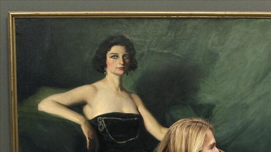 La Academia de Bellas Artes recupera la pintura de Manuel Benedito