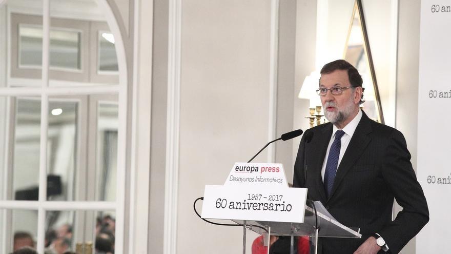 Rajoy preside el próximo miércoles un acto sobre infraestructuras en Murcia