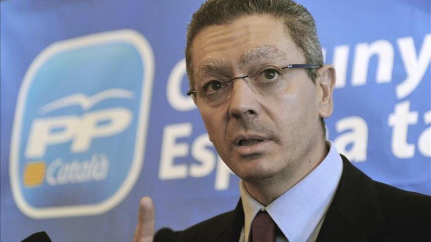 El informe sobre la declaración catalana se entregará al Consejo de Ministros