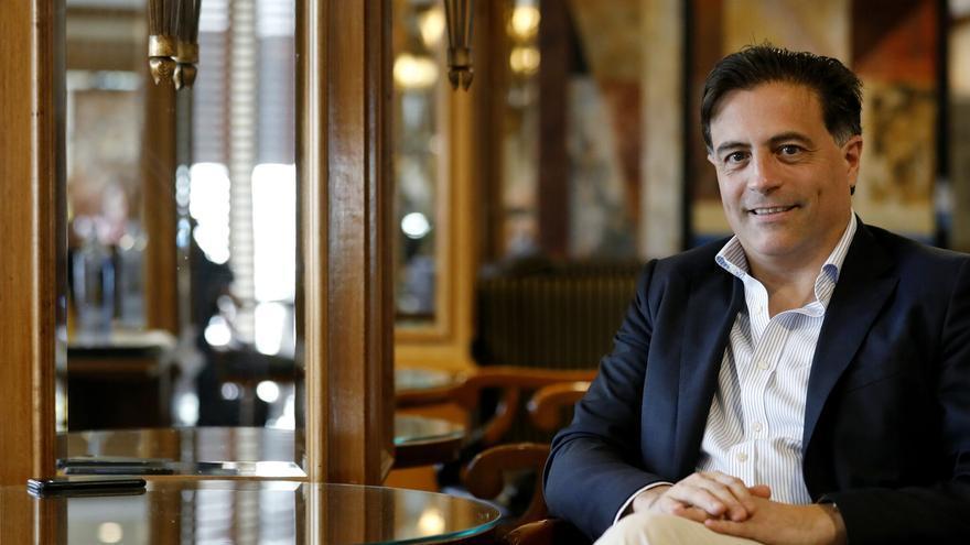 Ángel Ubide, director de estudios económicos de Citadel y autor del libro 'La paradoja del riesgo'.