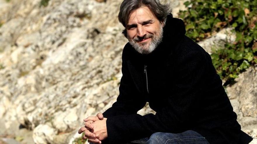 El actor Alberto San Juan. Marta Jara
