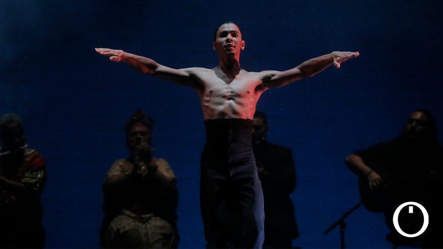 Espectáculo Negro Blanco Flamenco