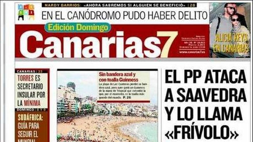 De las portadas del día (06/06/2010) #2