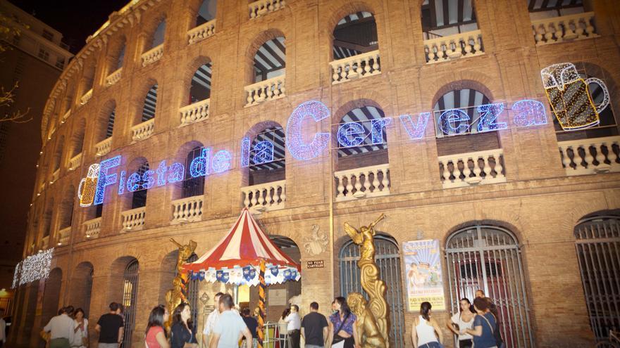 La Oktoberfest Ole! se celebra en la Plaza de Toros de Valencia.