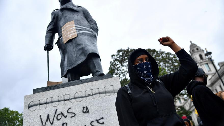 El derecho ciudadano a derribar el racismo incluso si es un monumento