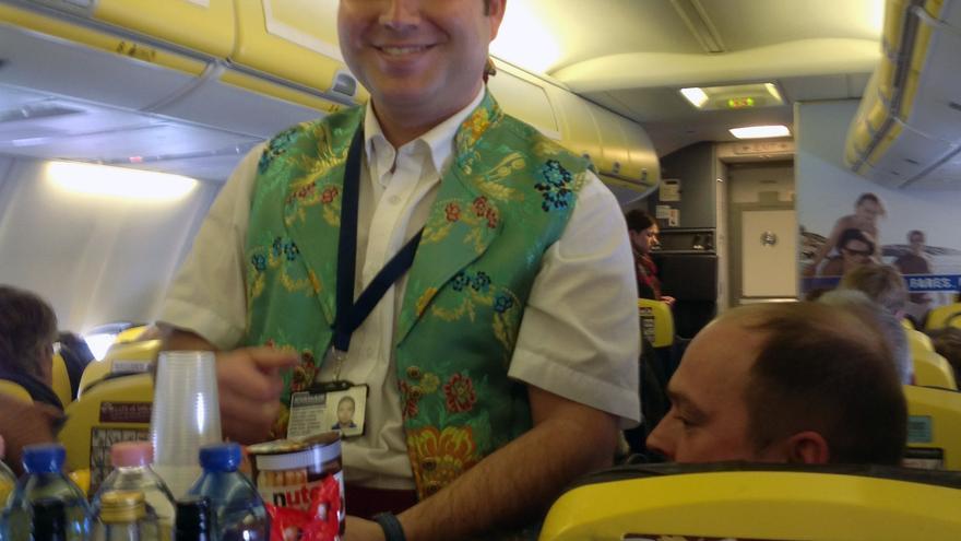 Ryanair en fallas