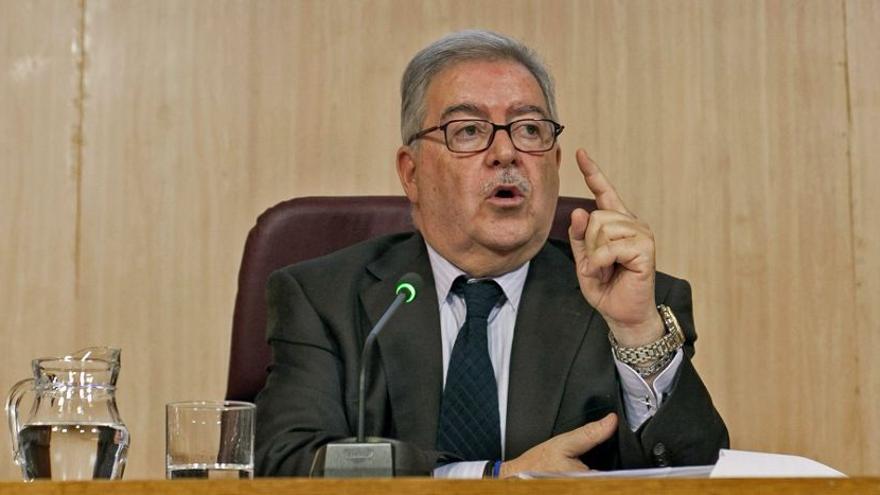 José Miguel Bravo de Laguna. Foto: EFE