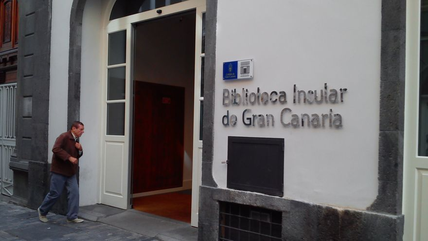 Biblioteca insular del Cabildo de Gran Canaria