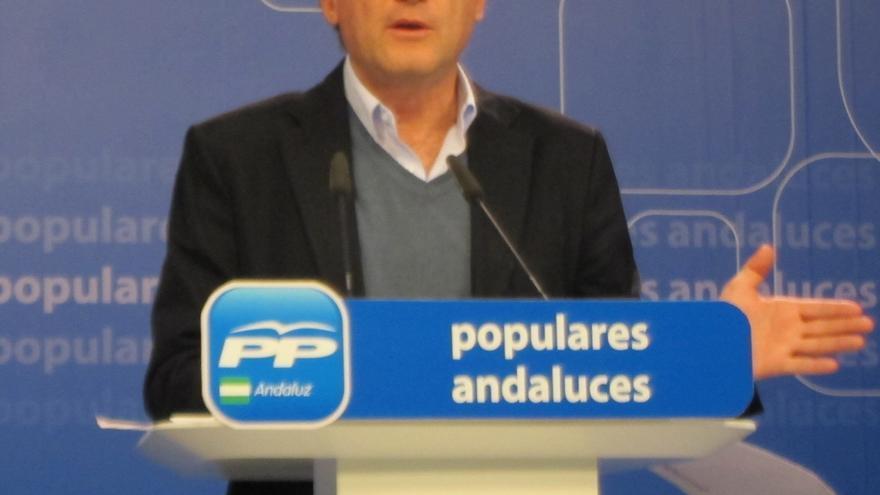 """PP-A urge a la Junta medidas contra la """"terrorífica lacra"""" del paro y pide """"solidaridad"""" con el Gobierno"""