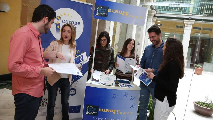 Centro Europe Direct CLM