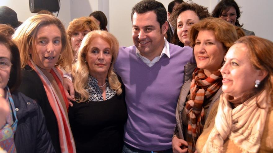Feijóo y Moreno reivindican el papel de las mujeres en el ámbito rural y piden a la Junta medidas reales por la igualdad