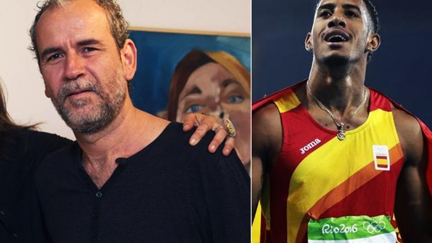 Willy Toledo insulta al medallista Orlando Ortega e incendia la red