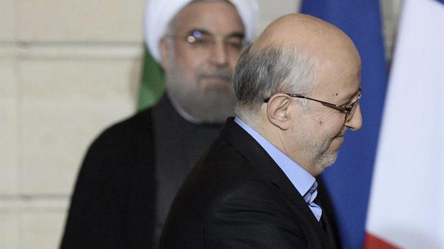 Irán prevé firmar en unos meses contratos en hidrocarburos con compañías