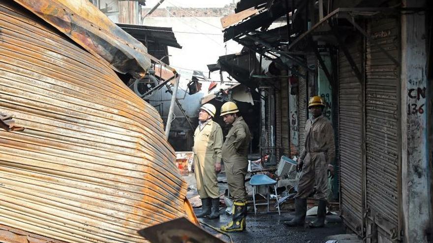 Ascienden a 34 los muertos en disturbios entre hindúes y musulmanes de Delhi