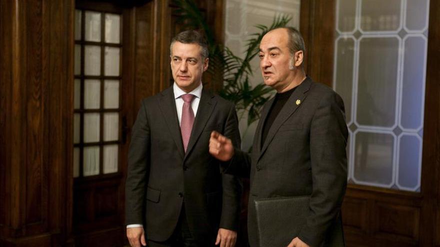 Garitano propone a Urkullu responder a las medidas de ajuste del Gobierno