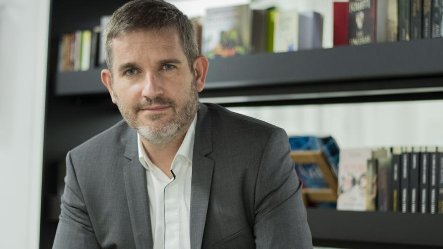 Ignacio Urquizu, autor del libro 'Otra política es posible'.