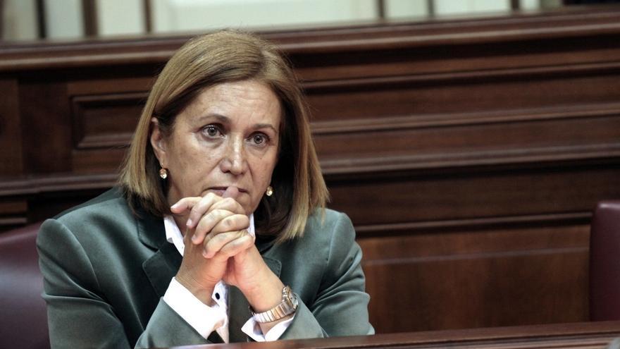 La senadora del PP Mercedes Roldós, nueva delegada del Gobierno en Canarias