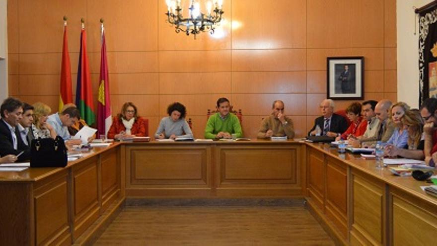 Pleno en Seseña (Toledo)