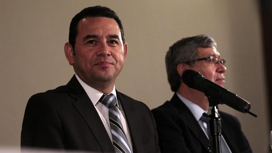 Vicepresidente guatemalteco asistirá a la investidura de Kuczynski en Perú