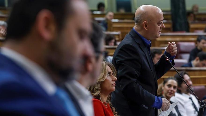 Odón Elorza: Vivimos en un país con crisis autonómica, decadente e indecente