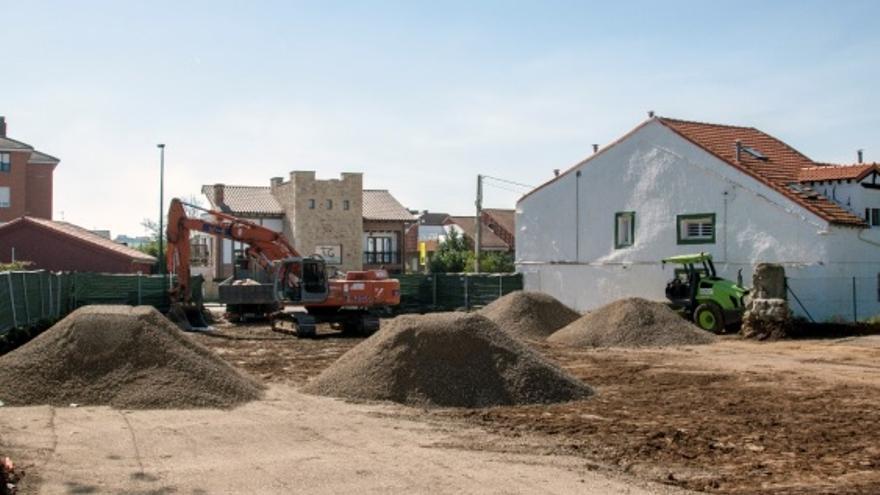 Obras en el parking de Suances. | Informe de la intervención arqueológica