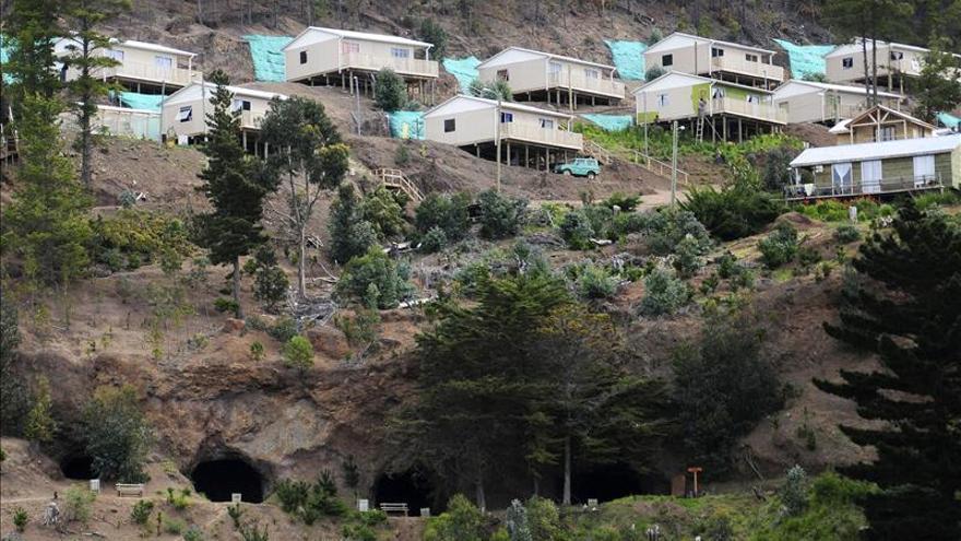 Un sismo de 5,8 grados en la escala de Richter sacude regiones del norte de Chile