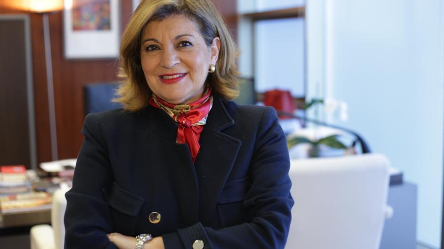 Carmen Amores, directora de Castilla-La Mancha Media