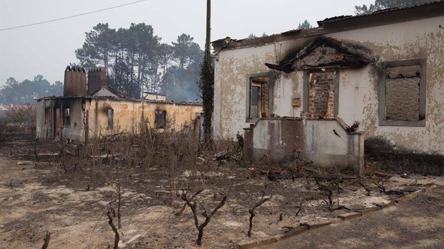 El PSOE pide debatir en la Eurocámara sobre los incendios en España y Portugal