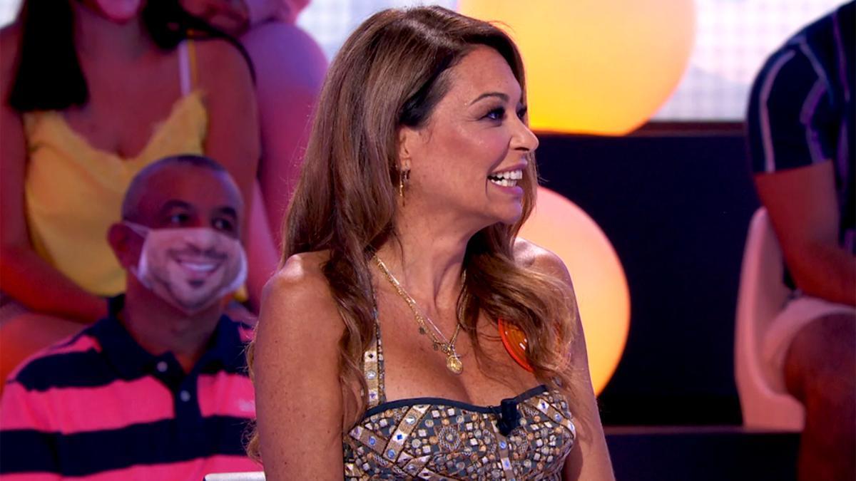 Lucía Hoyos, en 'Pasapalabra'