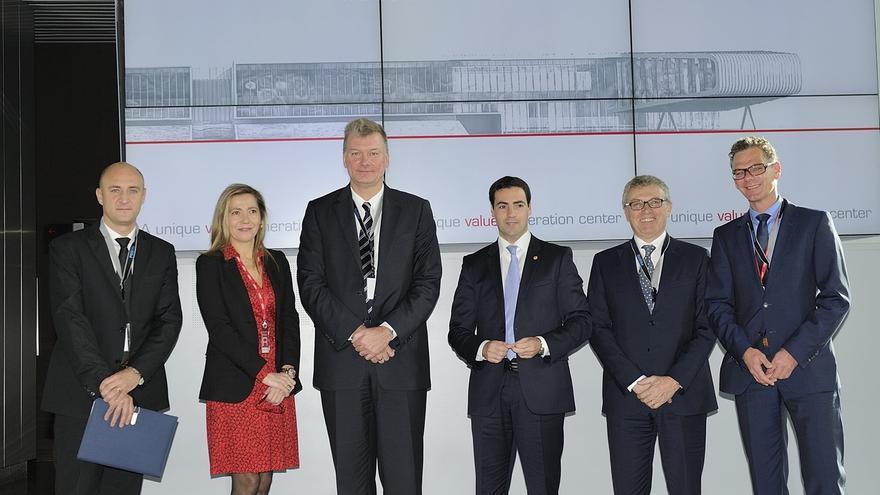 Festo inaugura sus nuevas instalaciones en el AIC de Amorebieta y prevé una inversión de un millón de euros en formación