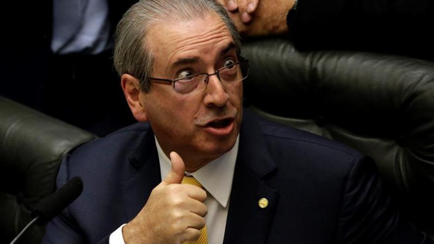 La Corte Suprema brasileña suspende del cargo al presidente de Cámara Diputados