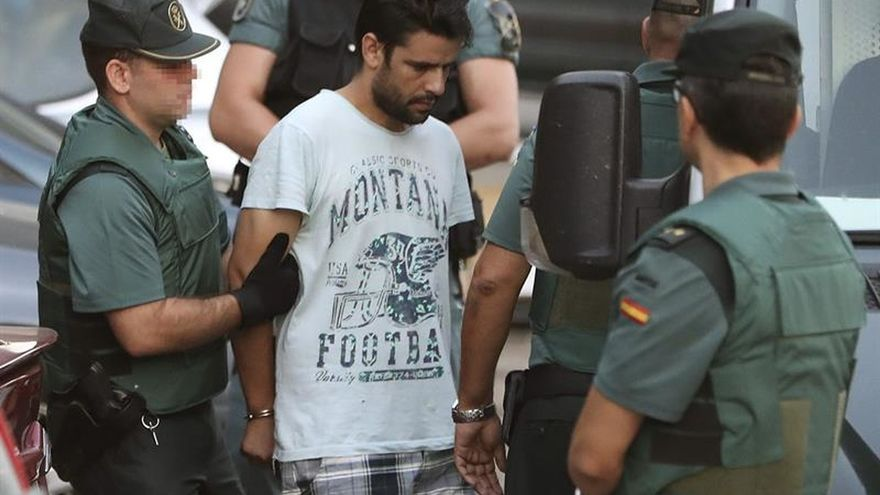 Los detenidos por los atentados de Cataluña ya están en la Audiencia Nacional