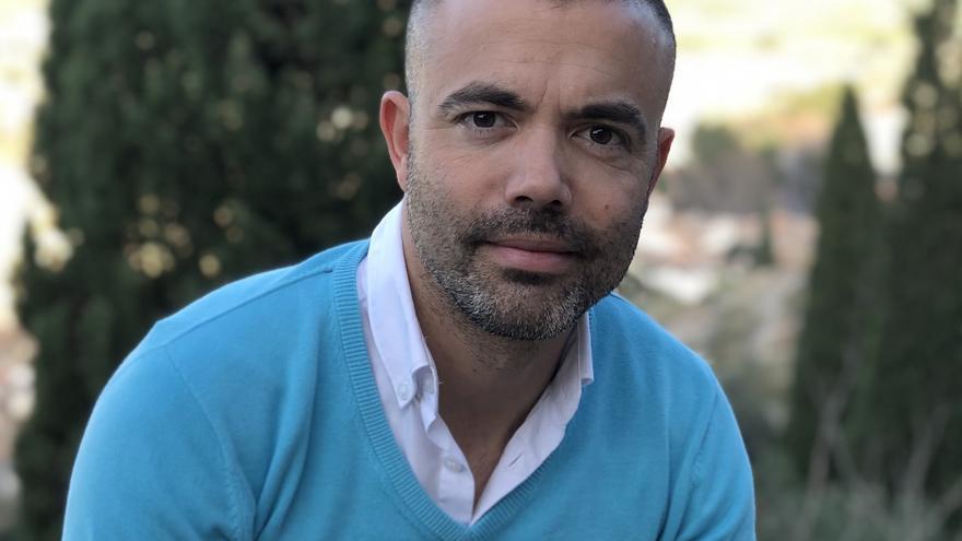 Óscar González, autor de 'Educar y ser felices'.