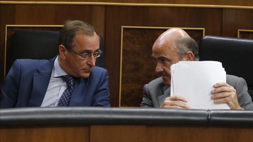 Alonso pide una declaración unánime de los partidos contra la violencia machista