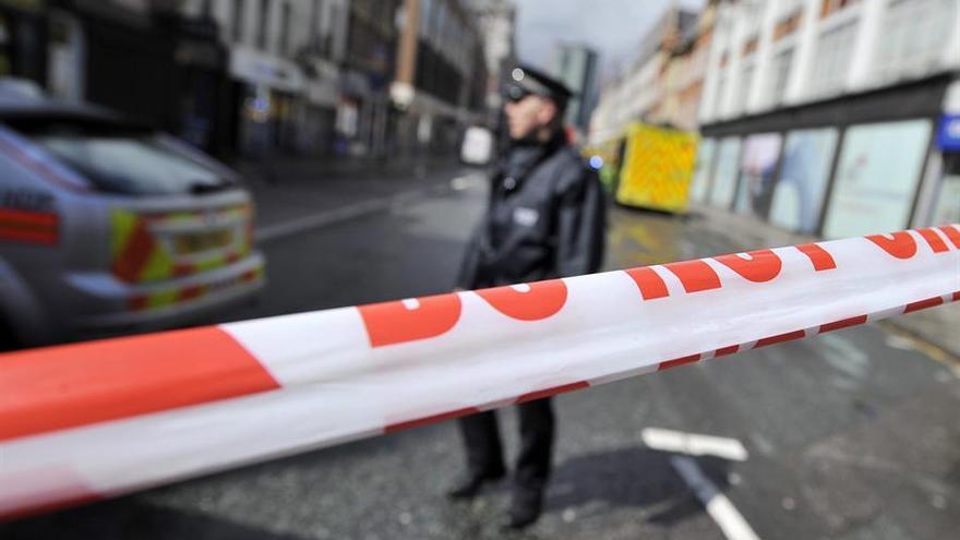 Varios acuchillados y un muerto en Londres por un