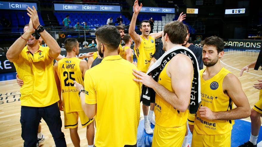 El Iberostar Tenerife no renuncia a nada en la nueva temporada