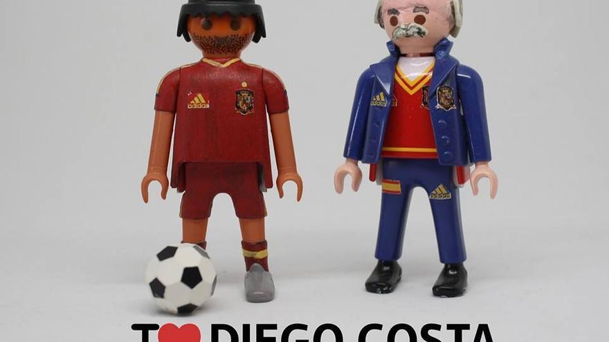 I love Diego Costa