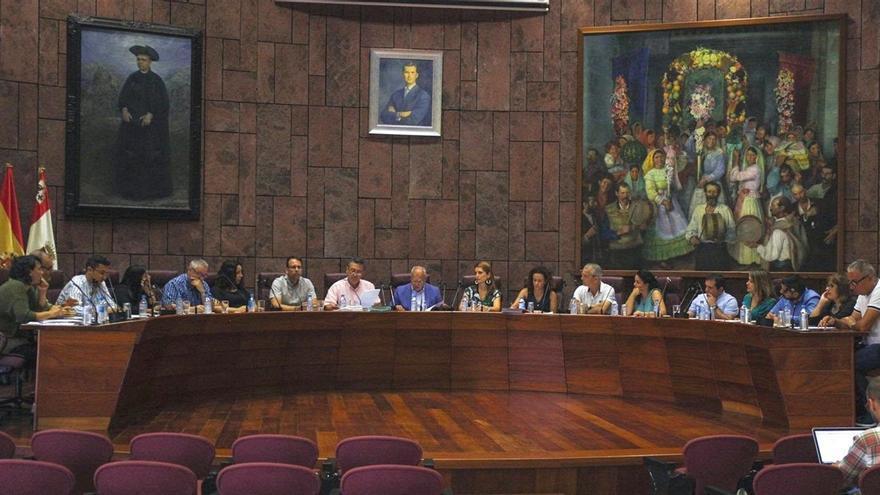 Casimiro Curbelo conforma el equipo de gobierno en el Cabildo de La Gomera