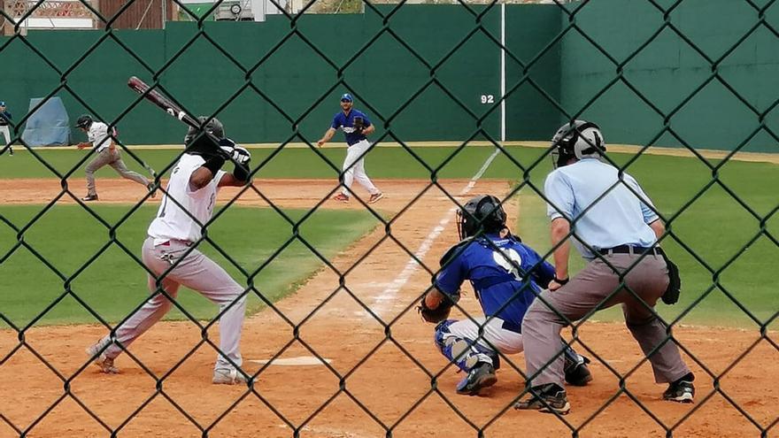 Imagen de un partido del Béisbol Benamejí | BÉISBOL BENAMEJÍ