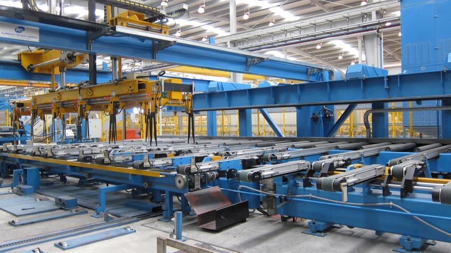 Los precios industriales vascos cierran 2014 con una caída del 4,8%
