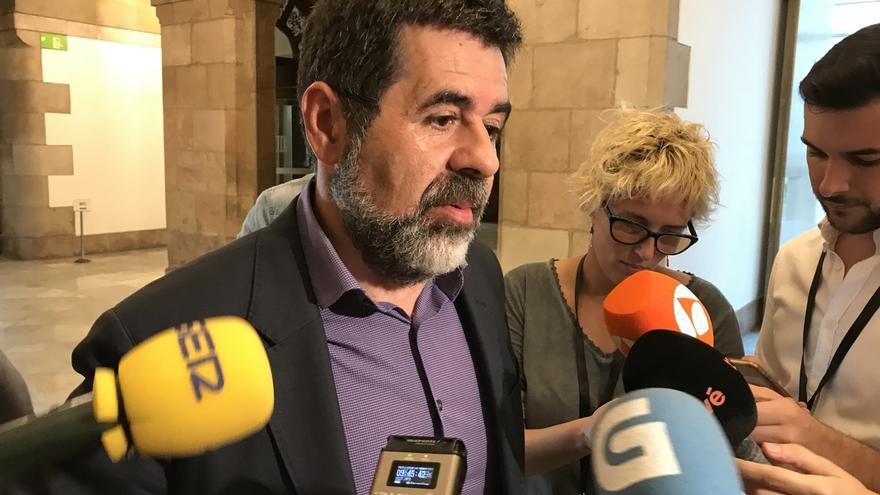"""El abogado de Sànchez (ANC) sobre un posible encarcelamiento: """"Espero que no sea cierto"""""""